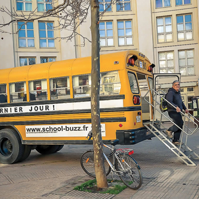 school-buzz - Image d'illustration